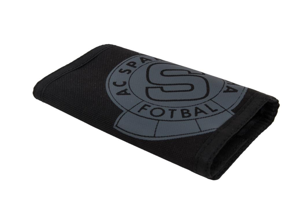 Peňaženka SPARTA, čierna