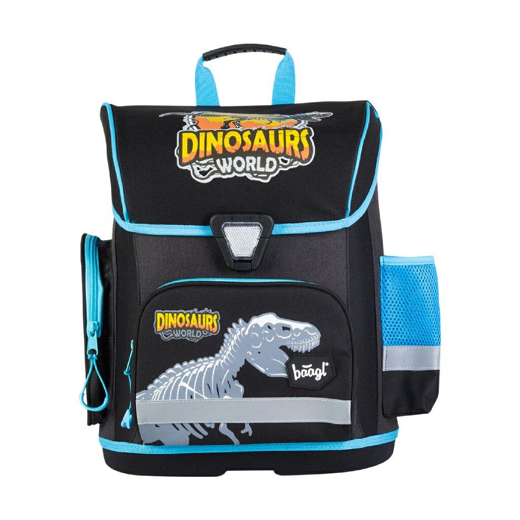 Školská aktovka Dinosaury