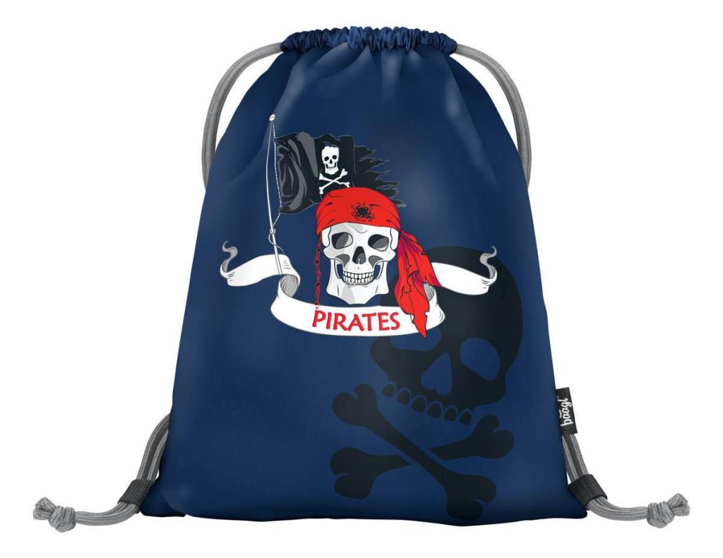 Sáček na obuv Piráti