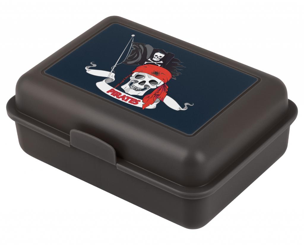 Box na desiatu Piráti