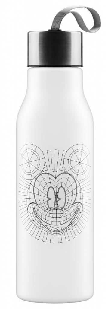 Plastová láhev Mickey, 600 ml