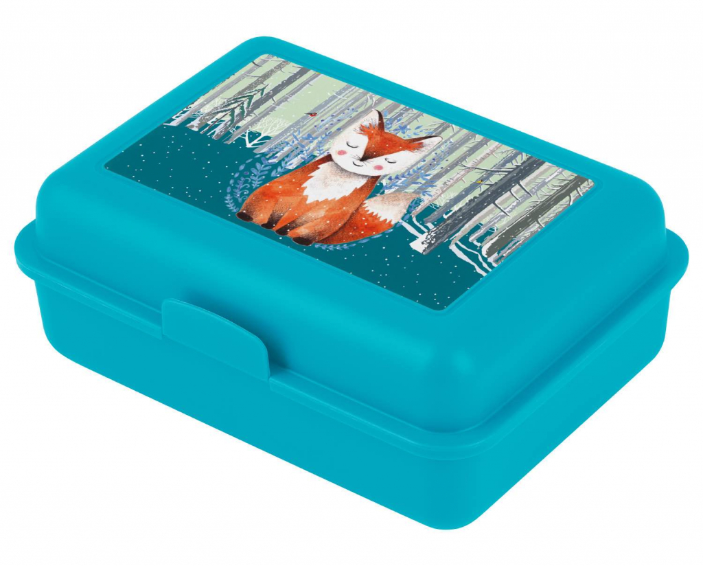 BAAGL Box na desiatu Foxie