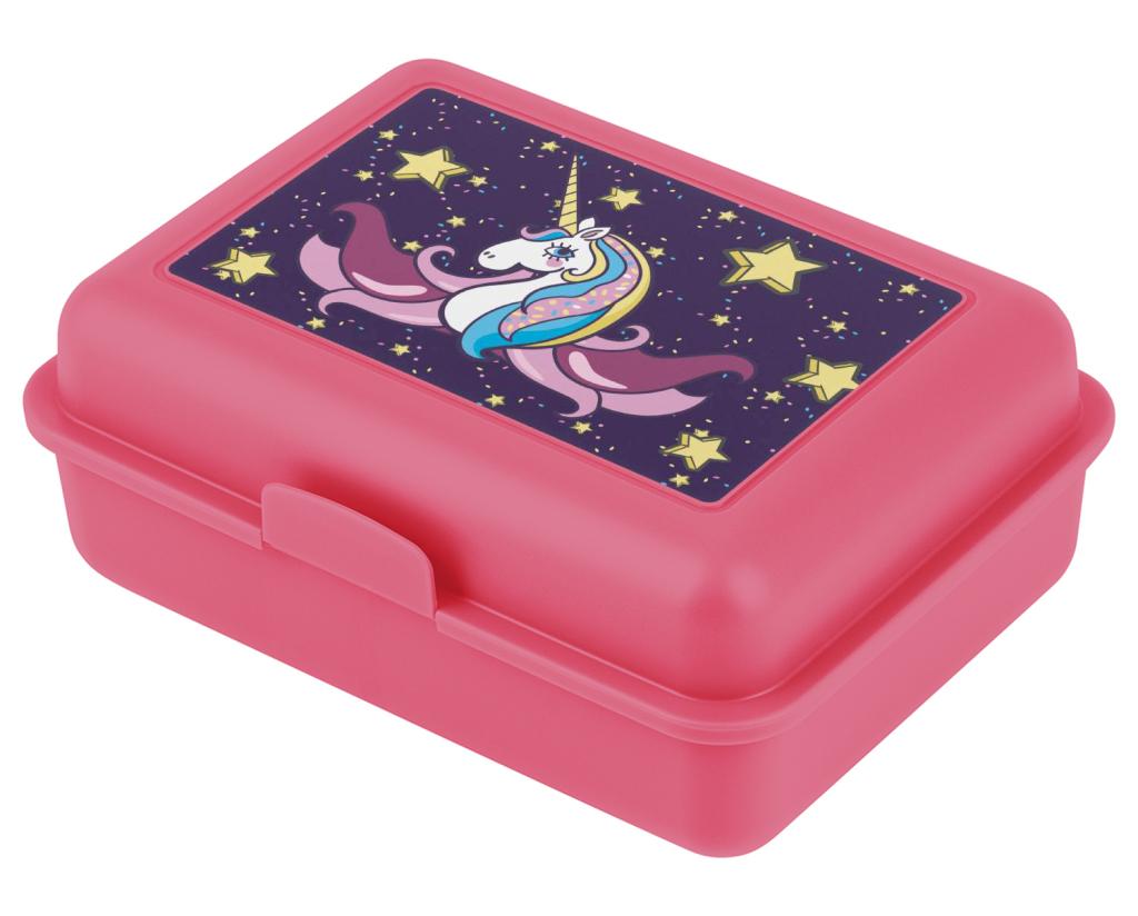 BAAGL Box na desiatu Unicorn