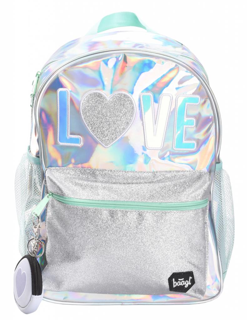 BAAGL Školní batoh Fun Love