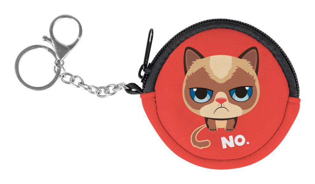 BAAGL Peňaženka Cat