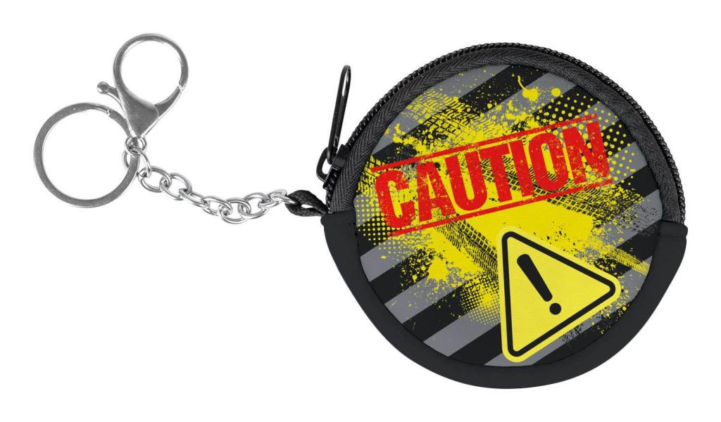 BAAGL Peňaženka Caution