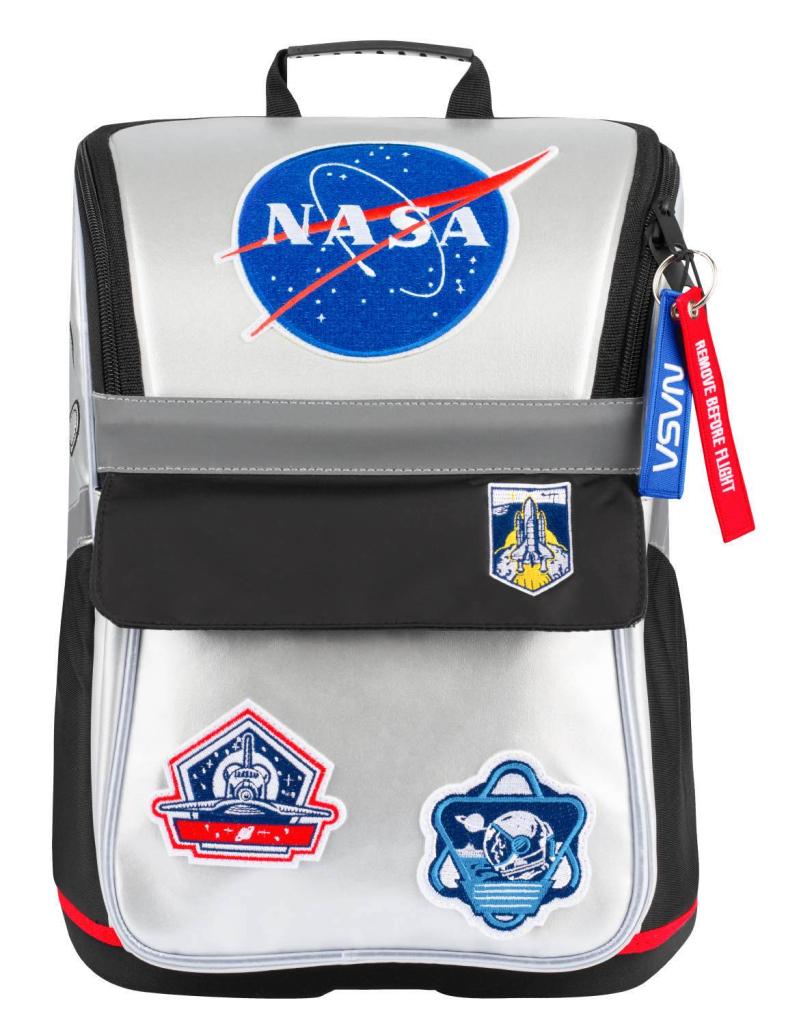 BAAGL Školní aktovka Zippy NASA