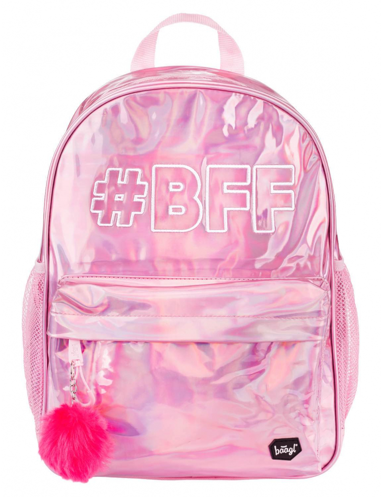 BAAGL Školní batoh Fun #BFF