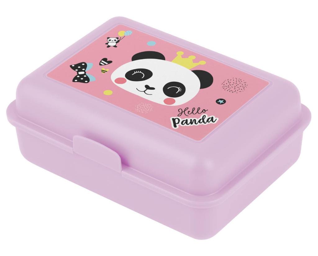 BAAGL Box na desiatu Panda