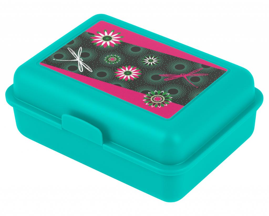BAAGL Box na desiatu Kvety