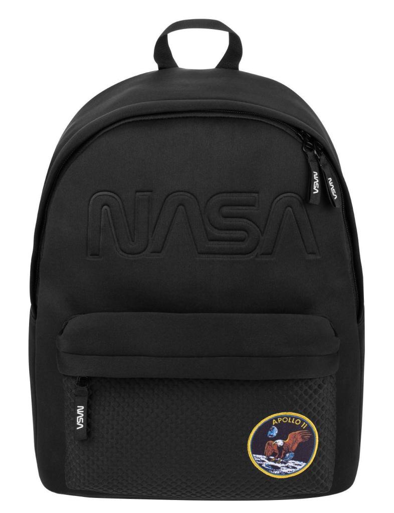 BAAGL Batoh NASA čierny